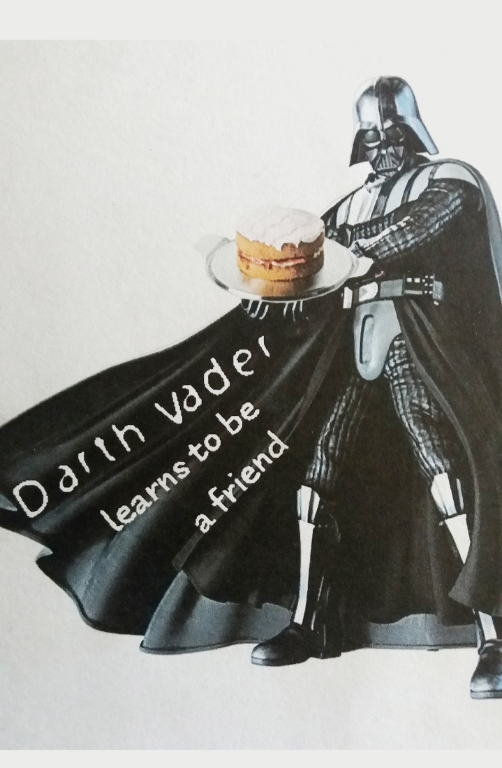 DarthVader cover