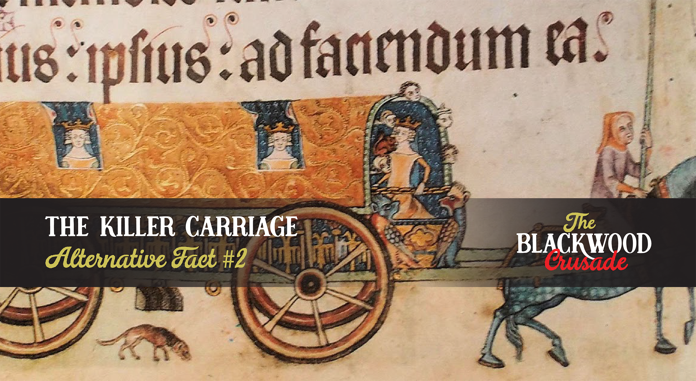 Luttrell Psalter carriage