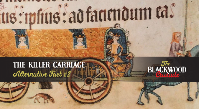 Luttrell Psalter carriage