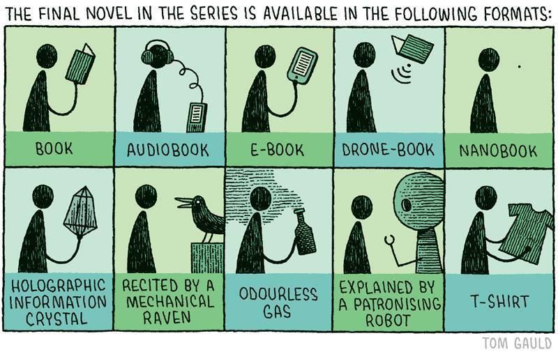 tom gauld Book Formats