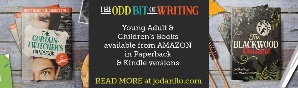 Jo Danilo Books Banner