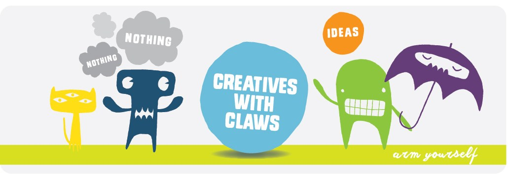 Creatives with Claws