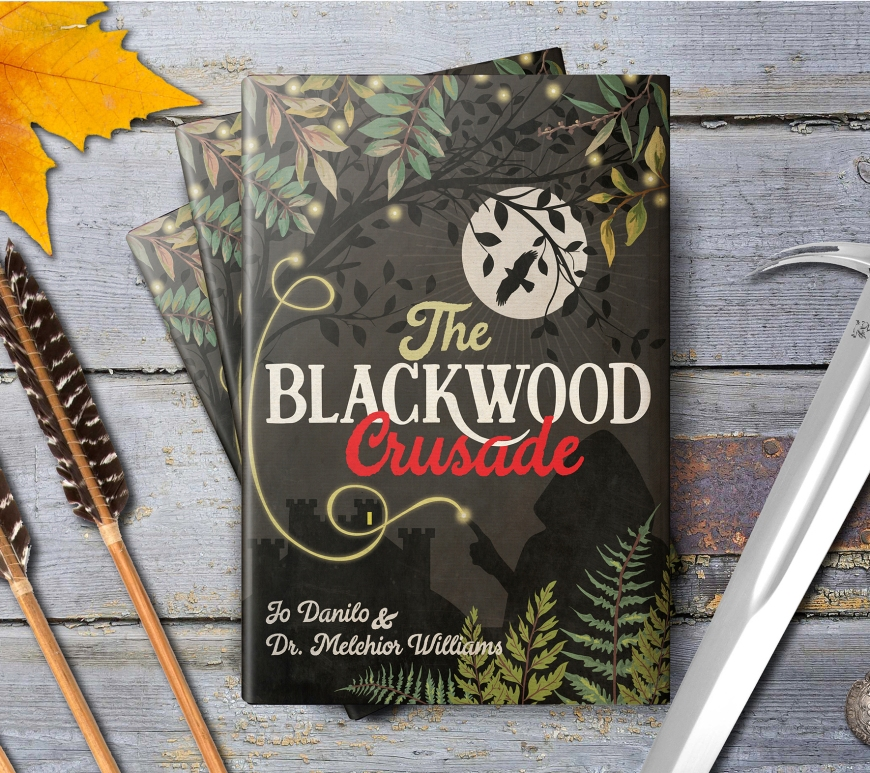 The Blackwood Crusade Book